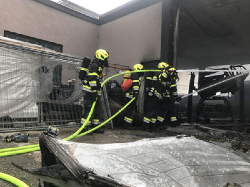 Brandeinsatz (Nachbarliche Hilfe) vom 12.08.2017     (C) BtF Norske Skog (2017)